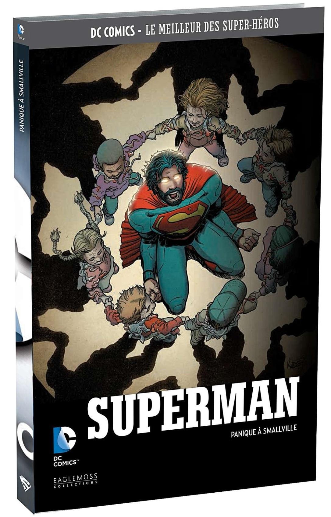 sous le sapin 2020 dc comics superman